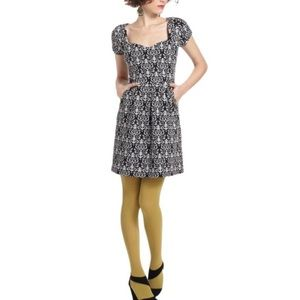 Deletta Anthropologie Small Dress Caledonia Dress